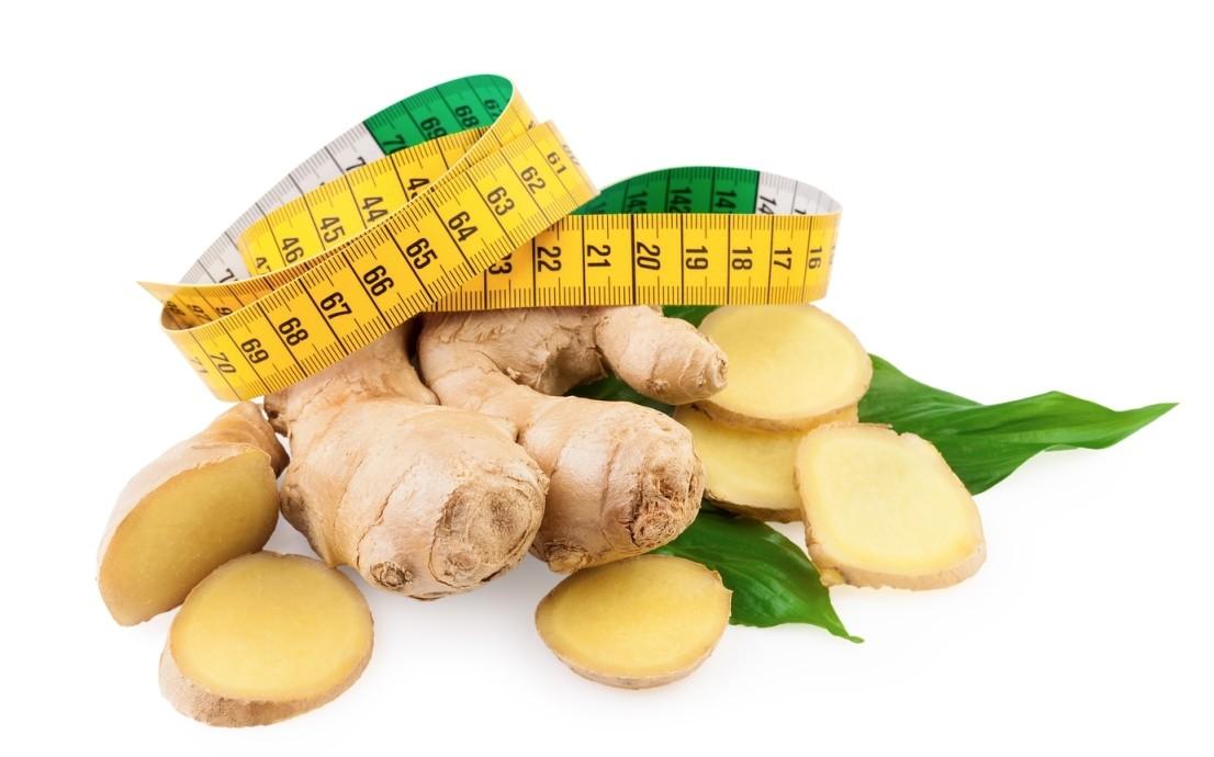 Применение имбиря для похудения