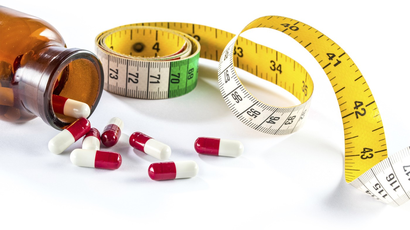 Медикаментозные средства от похудения