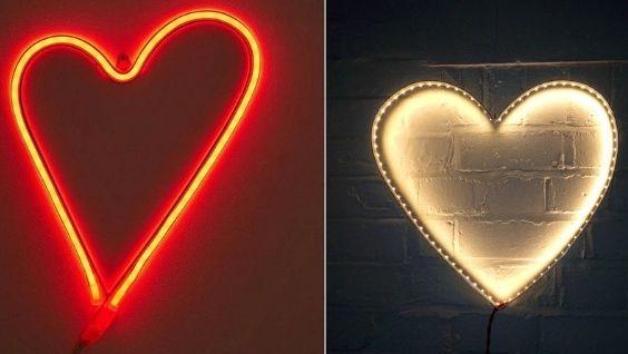 Декор ко дню святого Валентина своими руками: