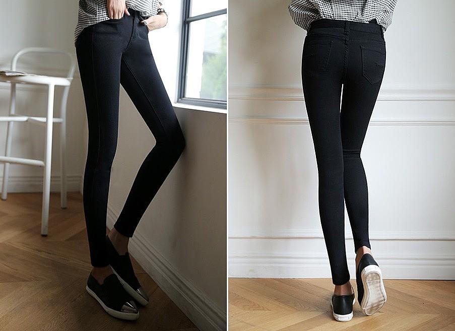 стройные ножки в классических брюках видео что