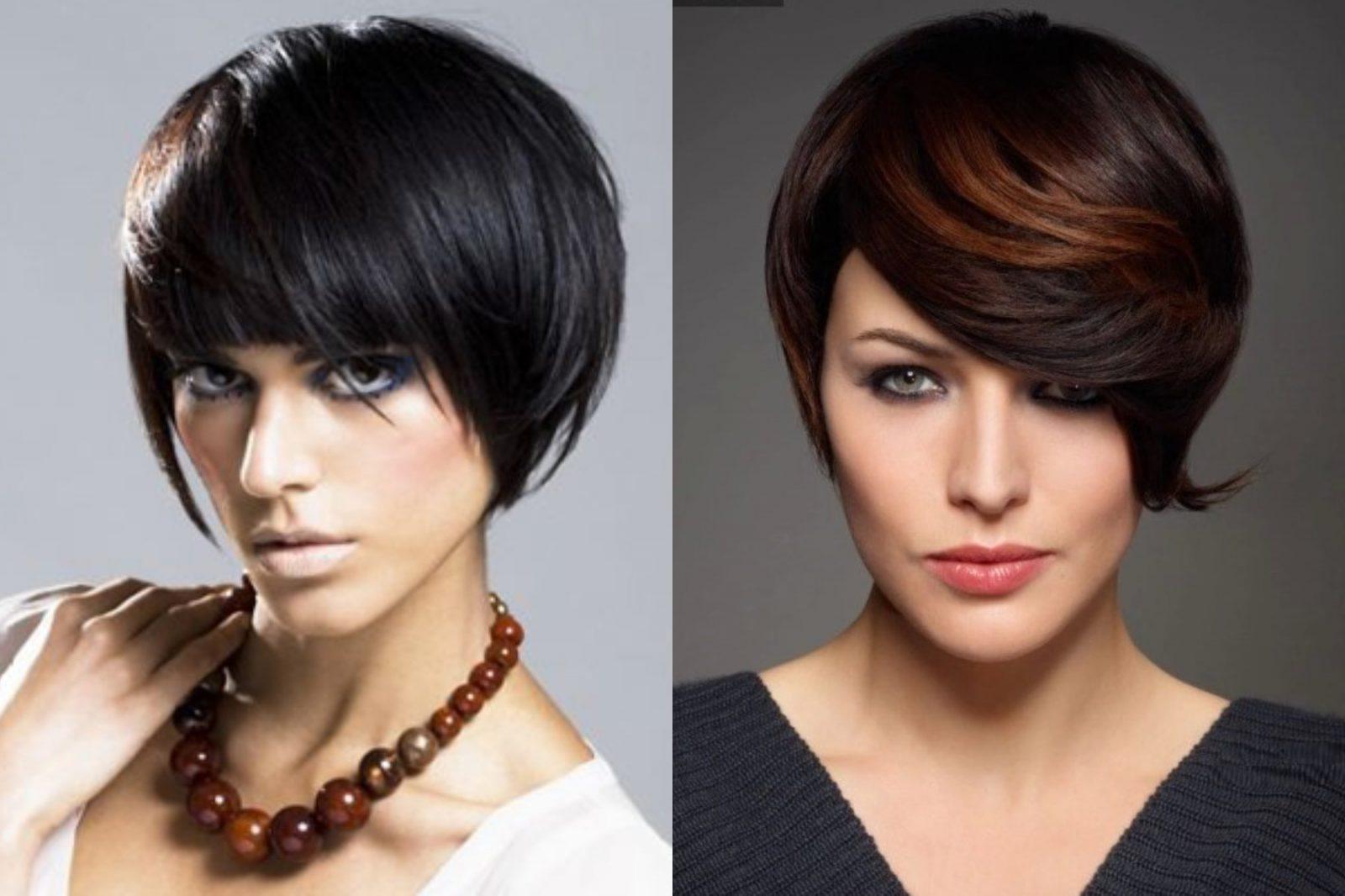 Стрижка для длинных волос должна лишь подчеркнуть их красоту.